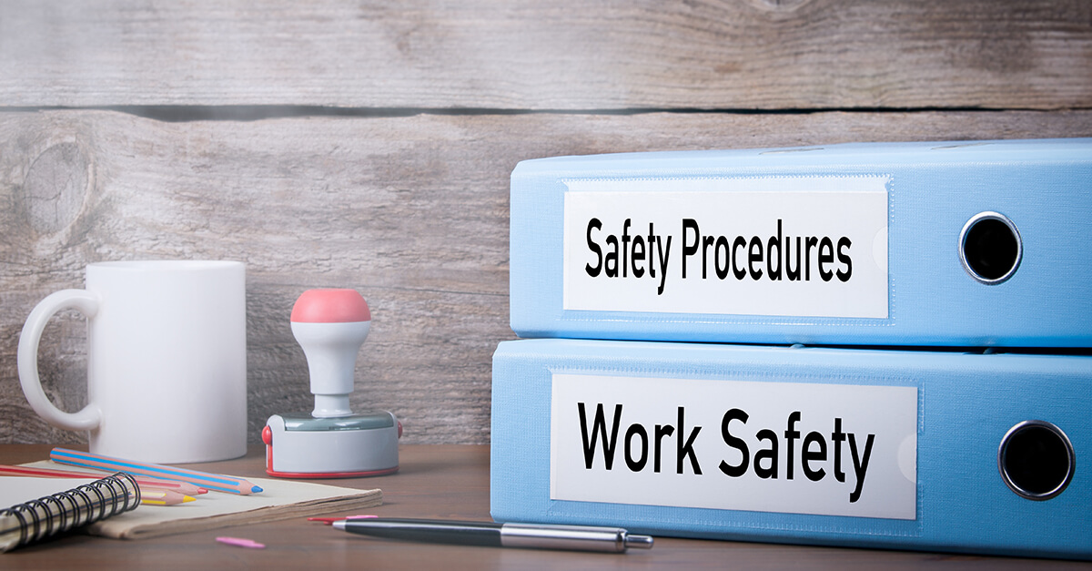 Work Safety Procedures - Peninsula Canada